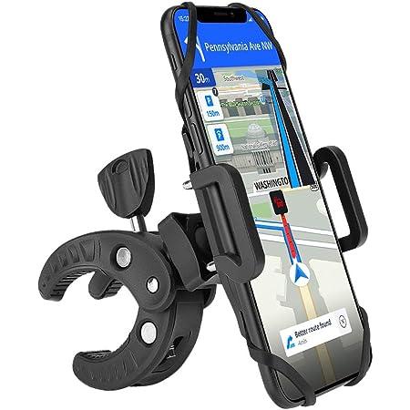 Eletorot Handyhalterung Fahrrad 360 Drehbarer Elektronik