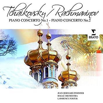 Tchaikovsky/Rachmaninov: Piano Concertos