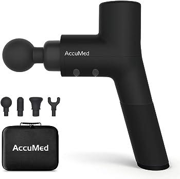 AccuMed Super Quiet Deep Tissue Back Massager Gun
