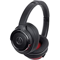 AudioTechnica Solid Bass Wireless Over-Ear Headphones
