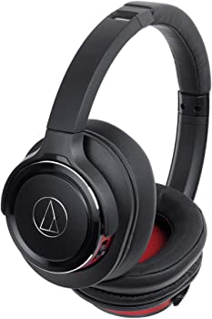 AudioTechnica Solid Bass Wireless Over-Ear Headphones