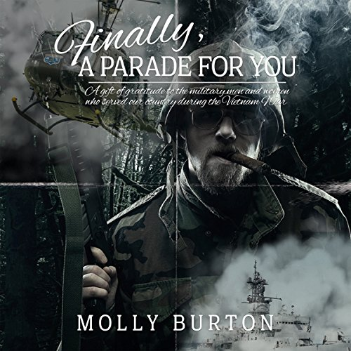 Finally a Parade For You audiobook cover art