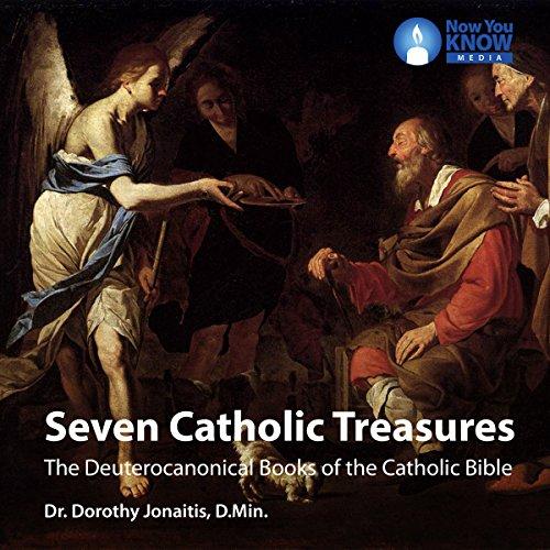 Seven Catholic Treasures audiobook cover art