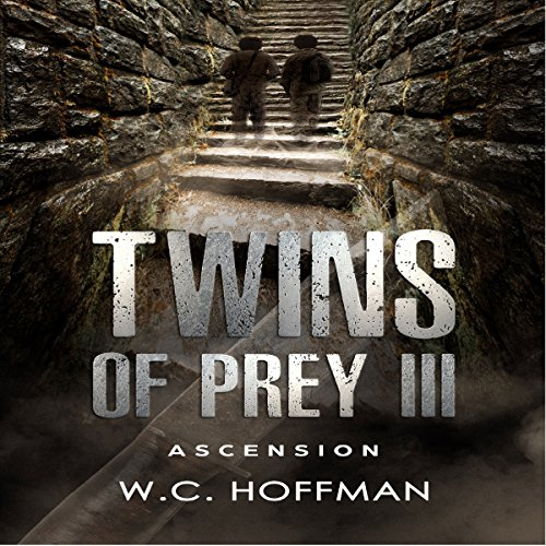 Twins of Prey 3 audiobook cover art