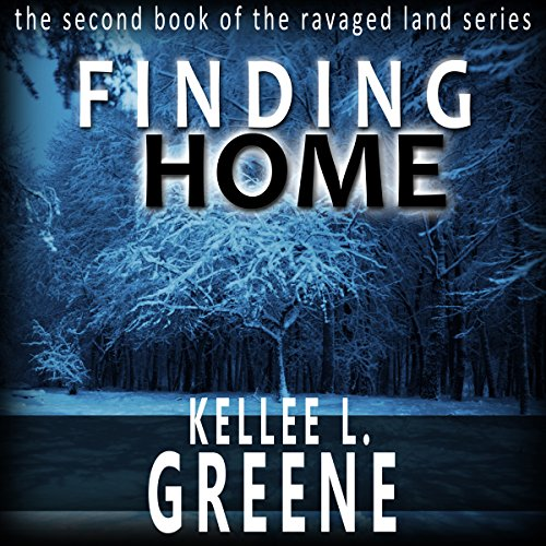 Finding Home cover art
