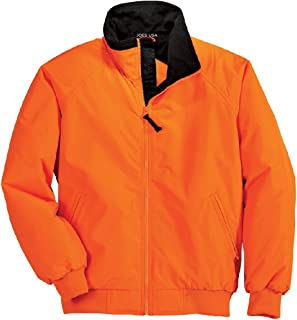 Safety Orange Work T-Shirts, Crewnecks, Hoodies and Jackets