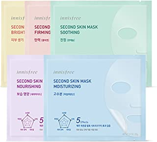 innisfree second skin mask soothing