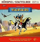 Yakari - Hörspiel Staffelbox - Staffel 1.1, Folge 1 bis 26 als mp3-CD - Die Original-Hörspiele zur...