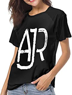 PEACE NEW STORE Women's AJR Logo What Everyons Thinking Short Sleeve T-Shirt