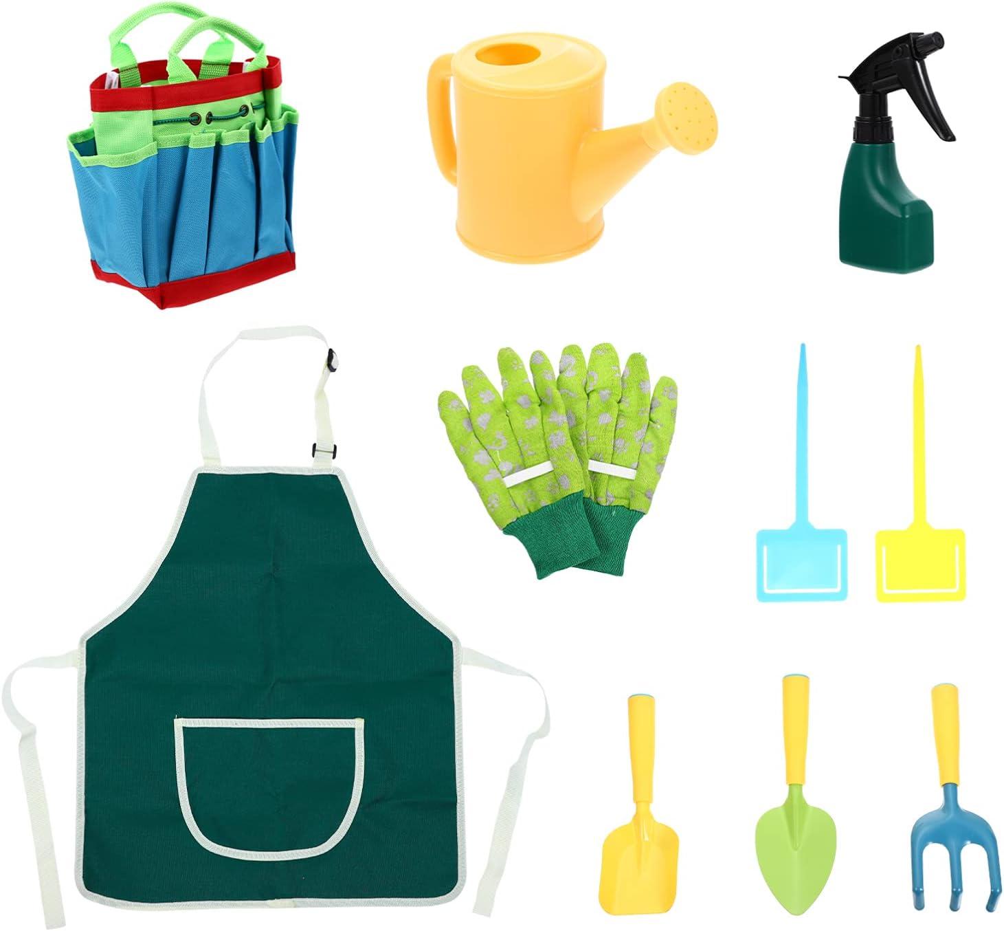 Hemoton Latest item 1 Set Colorful Children Gardening Gloves Louisville-Jefferson County Mall Toys Kettle Wee