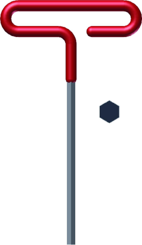 EKLIND 51908 1//8 Inch Cushion Grip Hex T-Handle T-Key allen wrench