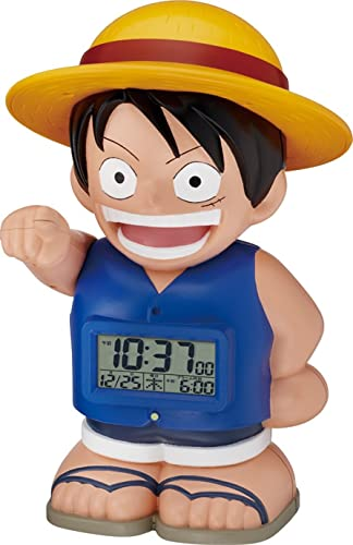 ONE Piece (Dress) Character Alarm Clock Chat and Feeling Sensing Function Loading of Person 8rda50rh04