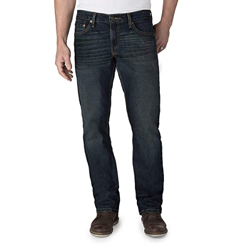b894ed2642c Signature by Levi Strauss & Co. Gold Label Men's Straight Jeans