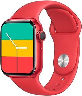 """Festnight 2021 1.75"""" Pantalla Completa T500 + Plus Reloj Inteligente Serie 6 2020 versión 5 más Reloj Llamada iwo 13 Reloj..."""