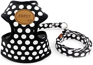 Best polka dot dog harness Reviews