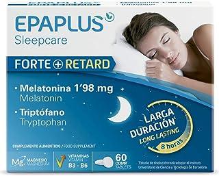comprar comparacion Epaplus Sueño Melatonina Liberación prolongada 60 comprimidos