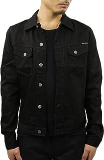 [ヌーディージーンズ] Nudie Jeans メンズ アウタージャケット Kenny 160386 5016 Denim (コード:4093236213)