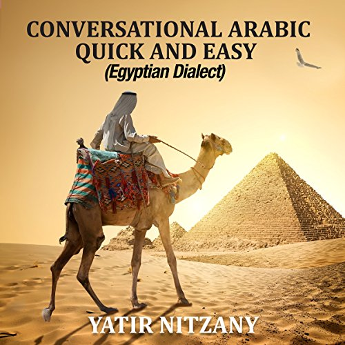 Conversational Arabic Quick and Easy audiobook cover art