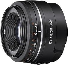 Sony SAL-35F18 Festbrennweite DT 35mm F1,8 SAM Objektiv, A-Mount APS-C, geeignet für..
