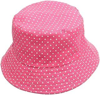 CHIC-CHIC Casquette Souple Hat B/éb/é Enfant Fille Gar/çon Chapeau Bob B/éret Carreaux Outdoor Solaire Plage 55cm