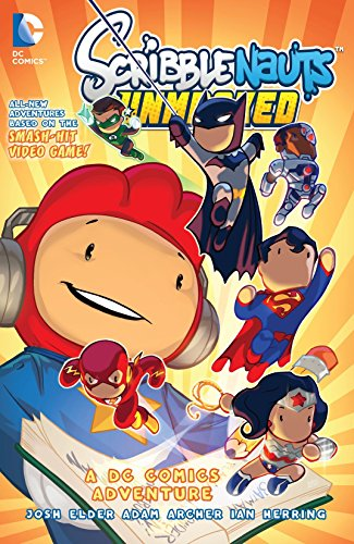 Scribblenauts Unmasked: A DC Comics Adventure (Scribblenauts Unmasked: A Crisis of Imagination) (English Edition)