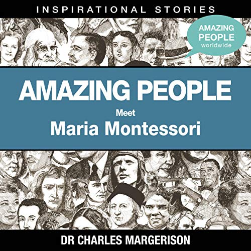 Meet Maria Montessori cover art
