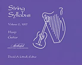 String Syllabus, Vol 2: Harp and Guitar