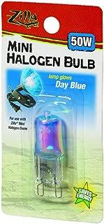 Zilla Reptile Terrarium Heat Lamps Mini Halogen Bulb
