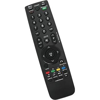 Vinabty Nueva TV de reemplazo de Mando Distancia en forma ...