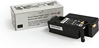 Xerox Phaser 6022 Black Standard Capacity Toner Cartridge (2,000 Pages) - 106R02759