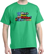 CafePress What's Your Function? Dark T Shirt Cotton T-Shirt