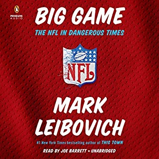 Big Game audiobook cover art