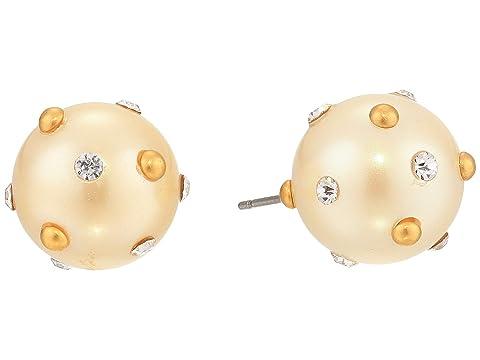 Kate Spade New York Pearls Pearls Pearls Studs Earrings