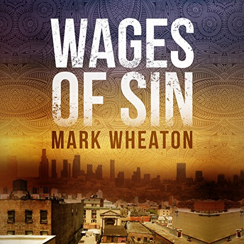 Wages of Sin audiobook cover art