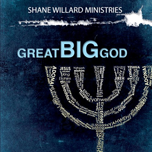 Great Big God audiobook cover art