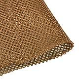 Sourcingmap - Rejilla de malla para altavoces (resistente al polvo), color marrón