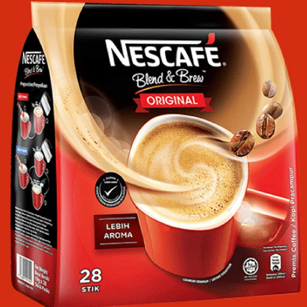 Nescafé 3-in-1 Premix Ranking TOP16 Instant Coffee Blend Brew NEW before selling Im - RICH