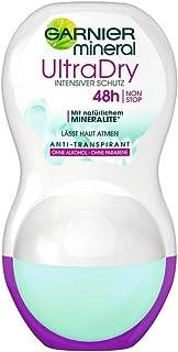 Garnier Mineral Ultra Dry Anti-Perspirant Roll-On 50 ml / 1.6 fl oz