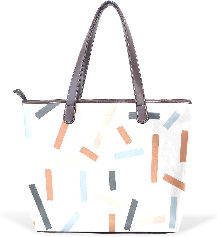 COOSUN Muster große Tote PU-Leder-Handgriff-Schulter-Beutel-Taschen-Tasche M (40x29x9) cm cm cm MultiFarbe   002 B07C3QLHG6  Niedrige Kosten b177e0