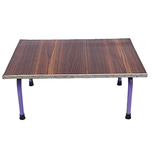 b394b0fb5 Ebee Multipurpose Multicolor Wooden Bed Table for Study Craftwork Using  Laptop