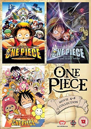 One Piece: Movie Collection 2 [Edizione: Regno Unito] [Import]