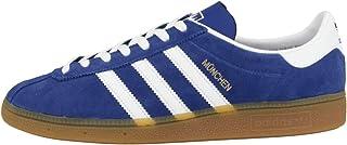 adidas Originals Munchen, Team Royal Blue-Footwear White-Gum, 8,5