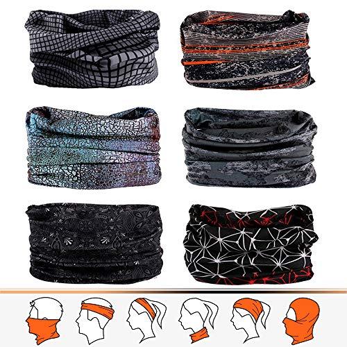 Magic Headwear Abstarct Horse Outdoor Scarf Headbands Bandana Mask Neck Gaiter Head Wrap Mask Sweatband