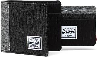 Herschel Andy RFID, Negro Crosshatch/Negro/Raven Crosshatch, Talla única, Andy RFID