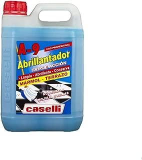 Caselli Abrillantador de Suelos Marmol, y Terrazo 5 L A9 - No resbala