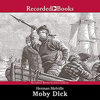 Moby-Dick                   By:                                                                                                                                 Herman Melville                               Narrated by:                                                                                                                                 Frank Muller                      Length: 21 hrs and 19 mins     4,222 ratings     Overall 4.2