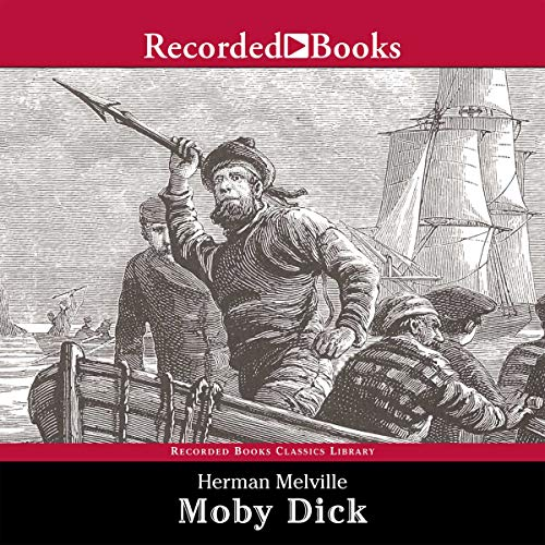 Moby-Dick                   By:                                                                                                                                 Herman Melville                               Narrated by:                                                                                                                                 Frank Muller                      Length: 21 hrs and 19 mins     4,308 ratings     Overall 4.2