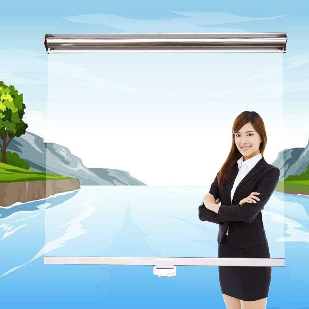 LSJI PVC Transparent New life roll Clear New Free Shipping Partition up Equipment