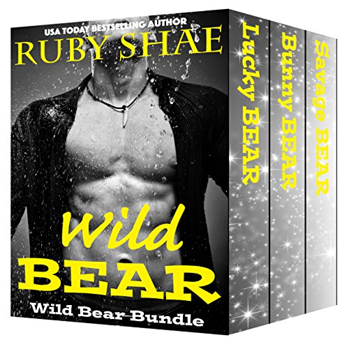 Wild Bear Boxed Set Bundle: The Complete Series, Books 1-3
