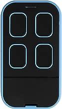 XIHADA Universal Garage Door Remote Universal Garage Door Opener Remote Universal Gate Remote Control Homelink Remote Multi Frequency 280MHZ-868MHZ … (1, Black with Blue)
